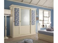 Sectional wardrobe with sliding doors CORDAGE | Wardrobe with sliding doors - Caroti
