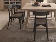 Beech chair MAESTRALE | Beech chair - Scandola Mobili