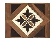 Wooden medallion TAPPETI - GARBELOTTO