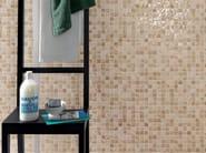 White-paste mosaic EMPREINTE Ekrù - Impronta Ceramiche by Italgraniti Group