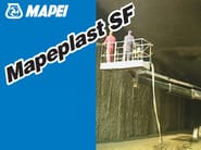 Additive for cement and concrete MAPEPLAST SF - MAPEI
