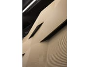 Acoustic sound absorbing wall tiles MYWALL - FANTONI