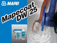 Flooring protection MAPECOAT DW 25 - MAPEI