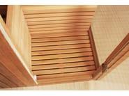Finnish prefab sauna for chromotherapy BL-104 LUXURY - Beauty Luxury