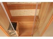 Finnish prefab sauna for chromotherapy BL-153 LUXURY - Beauty Luxury