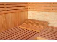 Finnish prefab sauna for chromotherapy BL-152 LUXURY - Beauty Luxury