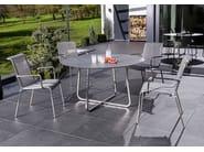 Round garden table MODENA | Round table - FISCHER MÖBEL