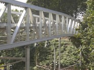 Aluminium Bridge and pedestrian footbridge Bridge and pedestrian footbridge - ALUSCALAE