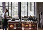 Cooker COUNTRY 200 lge - Corradi Cucine