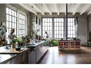 Cucina a libera installazione country 200 lge by corradi cucine - Cucine corradi rivenditori ...