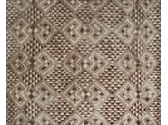 Patterned custom wool rug MR108 | Rug - Mohebban