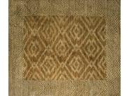 Patterned custom wool rug MR110 | Rug - Mohebban
