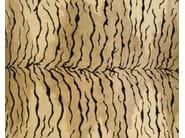 Patterned custom wool rug MR200   Rug - Mohebban