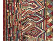 Patterned custom wool rug MR501 | Rug - Mohebban
