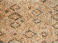 Patterned custom wool rug MR704   Rug - Mohebban