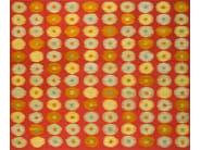 Patterned custom wool rug IK103   Rug - Mohebban