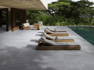 Porcelain stoneware outdoor floor tiles with stone effect BASALIKE | Outdoor floor tiles - Panaria Ceramica
