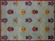 Patterned custom wool rug IT407 | Rug - Mohebban