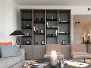 Wooden bookcase FINLEY - Ph Collection