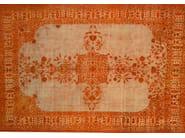 Vintage style custom rug VINTAGE ORANGE - Mohebban