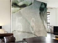 Panoramic wallpaper LIGHT CRYSTAL - N.O.W. Edizioni