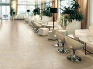Porcelain stoneware flooring with concrete effect METROPOLIS - Ceramica Rondine