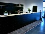 Reception desk NN SYSTEM | Reception desk - Onecollection