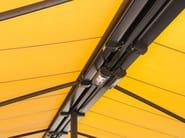 Freestanding Folding arm awning MARKILUX SYNCRA FLEX 2-SYNCRA UNO FLEX 2 - markilux