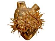 Porcelain decorative object SPINAE GOLD - Fos Ceramiche