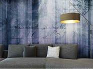 Panoramic writing wallpaper POSTCARD - N.O.W. Edizioni