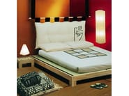 Tatami wooden double bed TATAMI-BED - Cinius