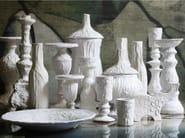 Ceramic candle holder CHEERS - N.O.W. Edizioni