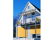 Box awning with guide system MARKILUX 750-850 - markilux