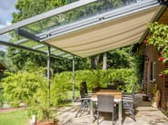 Box awning with guide system MARKILUX 889-889 TRACFIX - markilux