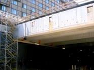 Mixed steel-concrete beam and column NPS® TOP DOWN - Tecnostrutture