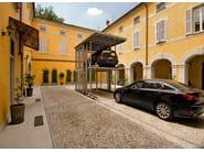 Car hoist and lift SERIES C - IDEALPARK