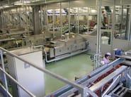 Resin industrial flooring BASIC SYSTEMPOX - IPM Italia