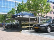 Car hoist and lift SERIES H - IDEALPARK