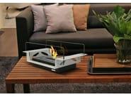 Table-top bioethanol fireplace RIALTO - bioKamino by CAR-Z-MET