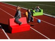 Kids armchair MINUS+ SOLO - Quinze & Milan