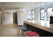 Wooden barstool ROOM 26 BARCHAIR 01 - Quinze & Milan