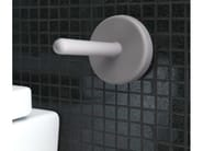 Polyurethane gel toilet roll holder PORTARÒ - Geelli by C.S.