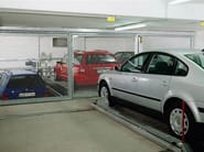 Moving platform for car Moving Platform - IDEALPARK
