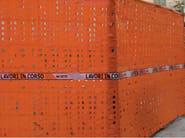 Extruded net TORPEDO - TENAX