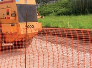 Construction site temporary and mobile fencing GRIFON PLUS - TENAX