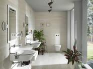 Round single wall-mounted washbasin MOOD | Washbasin - NOKEN DESIGN