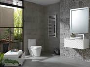 Low floorstanding bathroom cabinet with drawers LOUNGE | Bathroom cabinet with drawers - NOKEN DESIGN