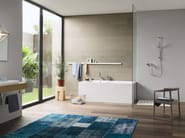 Wall-mounted bathtub set with flow limiter ACQUAVIVA | Bathtub set - Carlo Nobili Rubinetterie