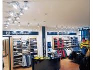 Wall-mounted adjustable spotlight FARIUNO PARETE 25 - Cini&Nils