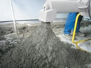 Pre-mixed screed LECAMIX FAST - Laterlite